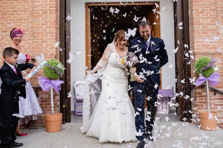 Primer año de casados! Fotos de nuestra boda!! - 61