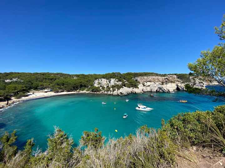 Primer aniversario Menorca - 2