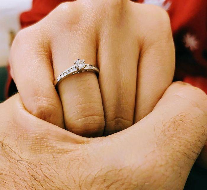Pongamos foto de nuestros anillos de compromiso 14