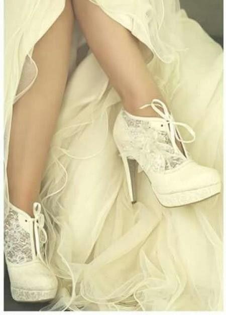 Botines de novia o fiesta 1