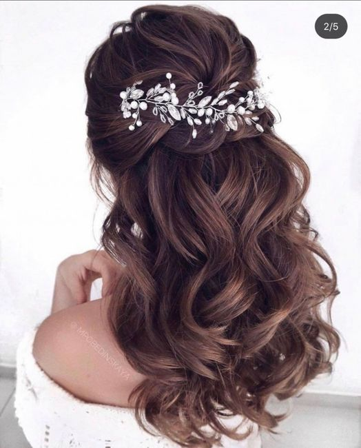 Peinados para bodas ! 2
