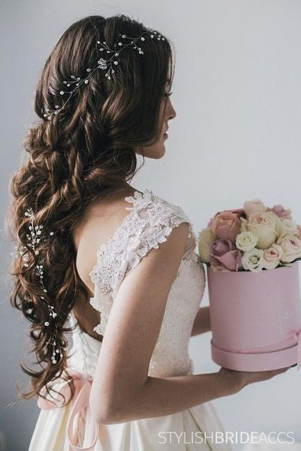 Peinados para bodas ! 3