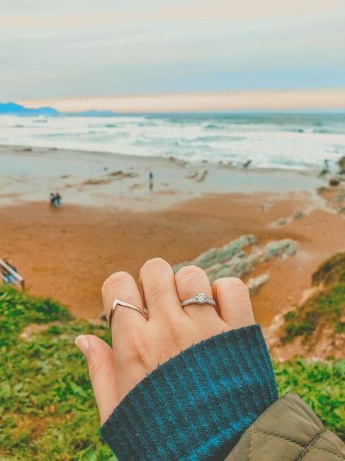 ¿Cómo es tu anillo de compromiso? 💍 13