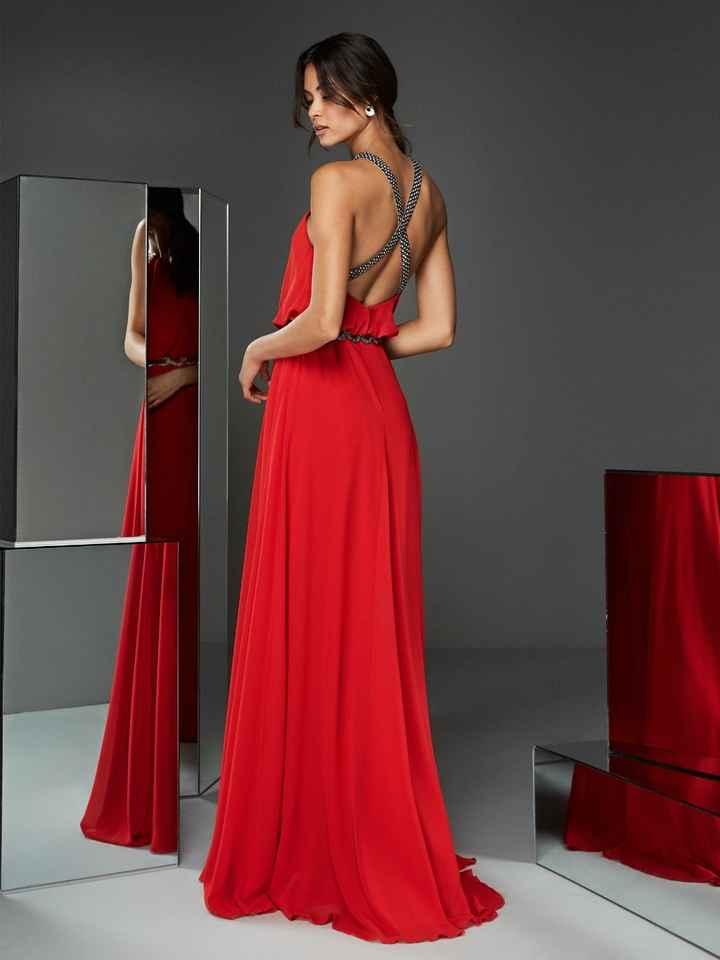 Vestido Pronovias