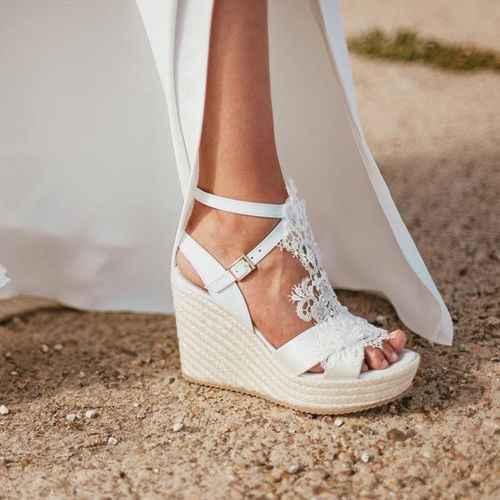 Zapatos novia. 3
