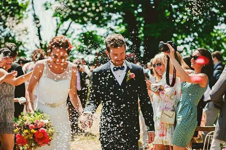 ¿Qué haréis el día después de la boda? - 1