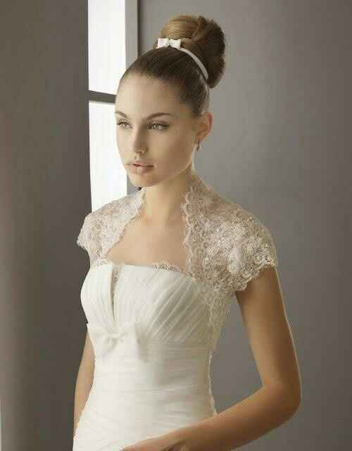 Peinados de novia - 1