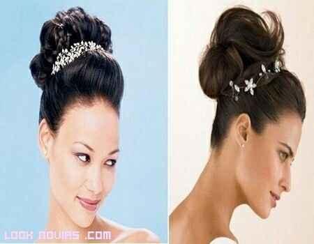 Peinados de novia - 3