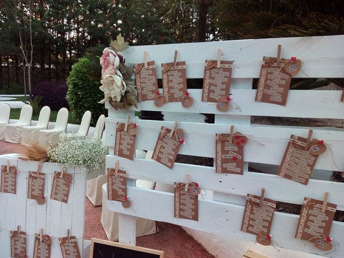 Ideas utilización palets en bodas 3