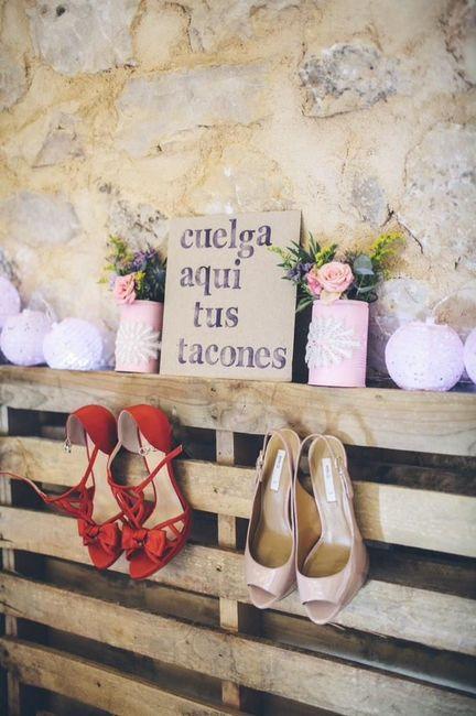 Ideas utilización palets en bodas 27