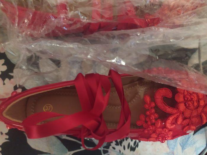 Zapatos de novia múlticolores 6