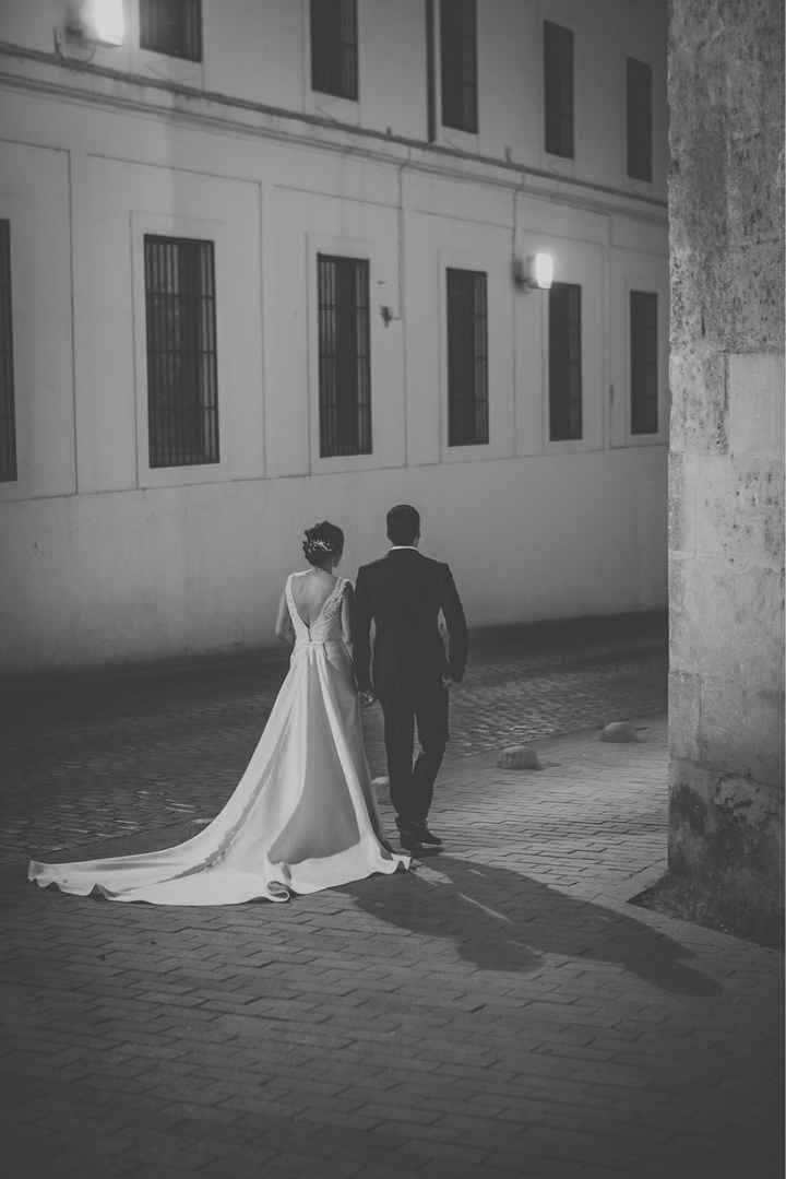Primer aniversario de boda - 2