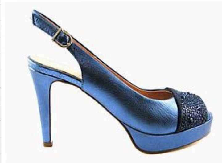 Color de zapatos!! - 1