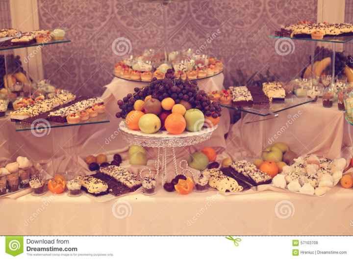 Mesa de frutas - 4