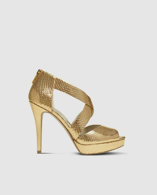zapatos dorados - página 2 - moda nupcial - foro bodas