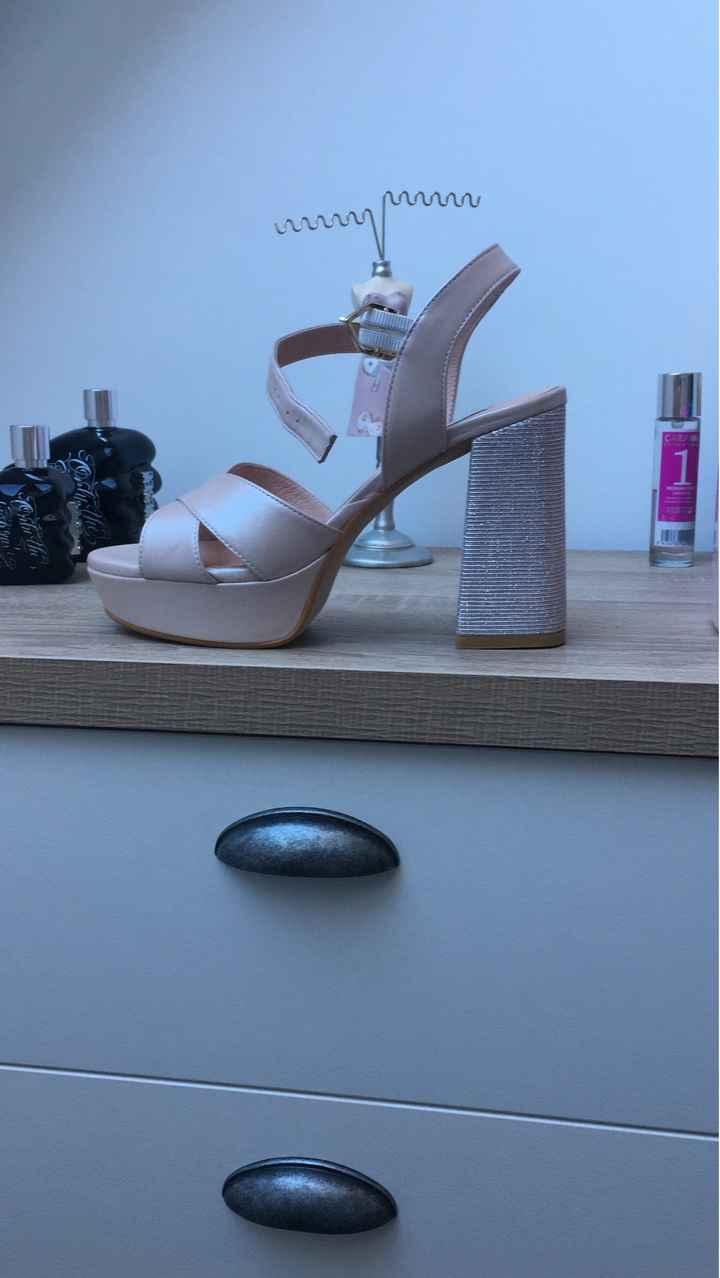 Mis zapatos ❤️ - 1