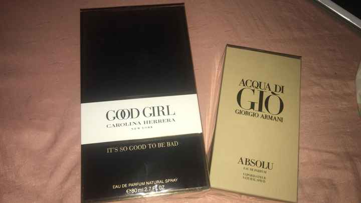 Perfumes encontrados ❤️❤️ - 1