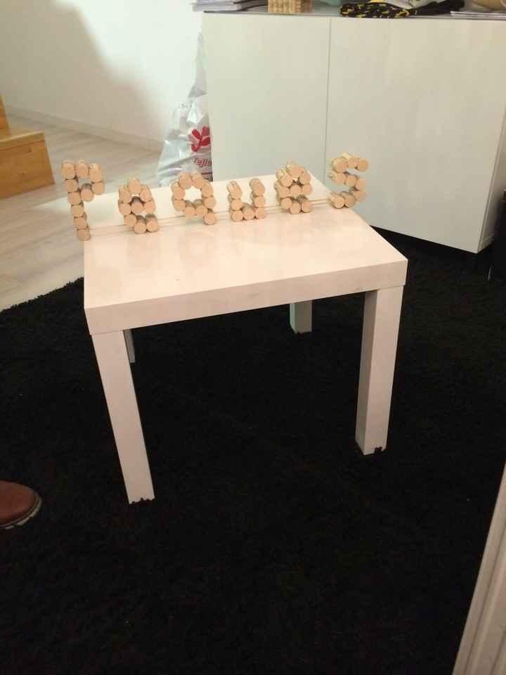 Mesero mesas niños