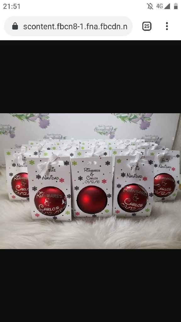 Busco bolas de Navidad económicas!!! - 1