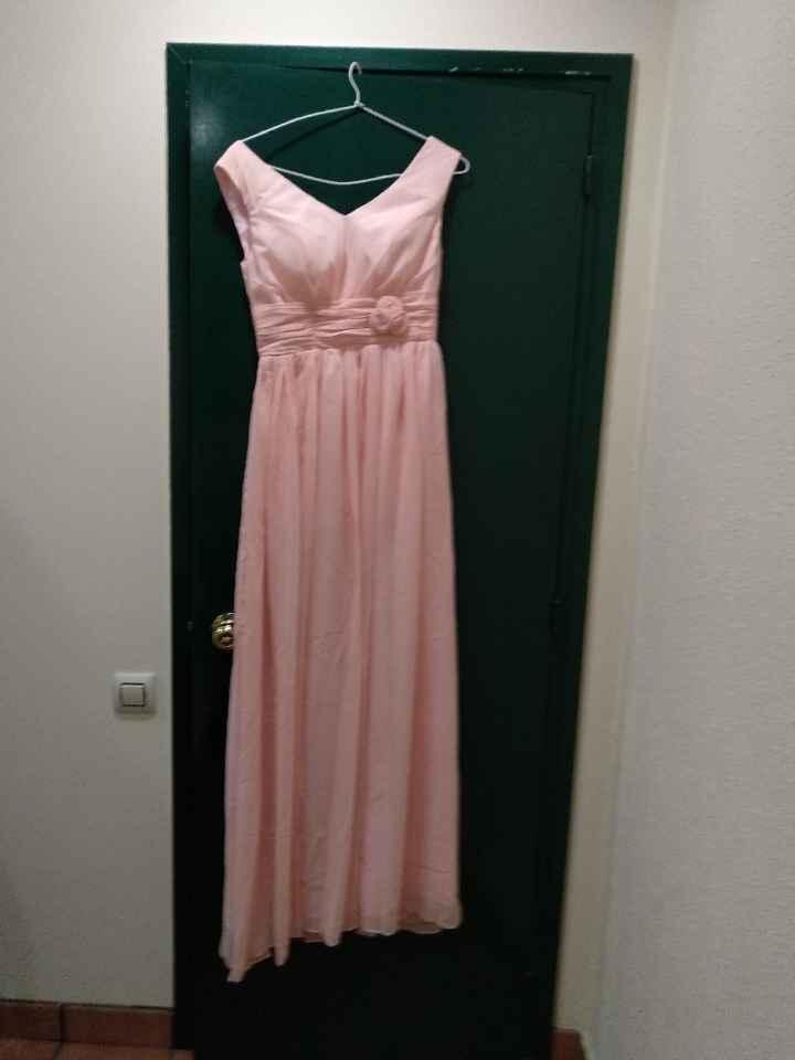 Complementos rosas para la novia - 2