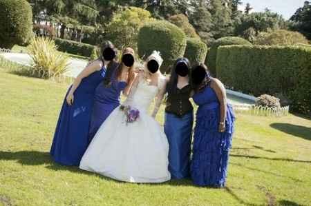 Las damas de honor - 1