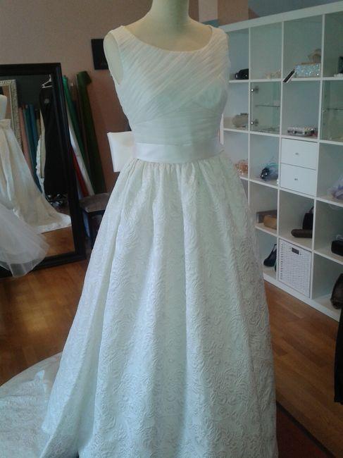 94b2ac5b9 Nupcial Foro Medida A Vestidos Novia Moda De Confeccion xwqR6B76