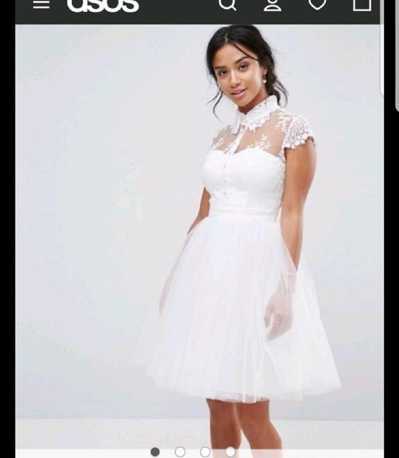 Vestido de novia en Chi Chi London 5