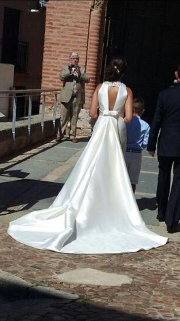 Te casaste con un modelo de aire barcelona? - 3