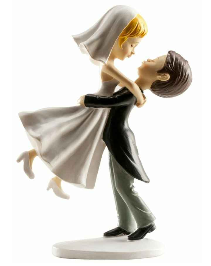 Figurita tarta boda - 1