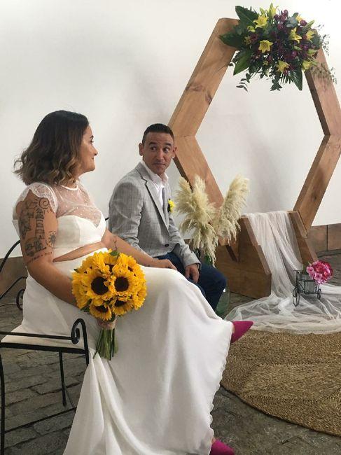Tattos en la novia: ¿sí o no? 2