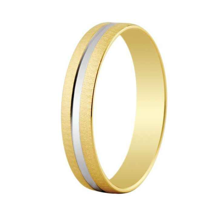 Busco unos anillos de boda - 1