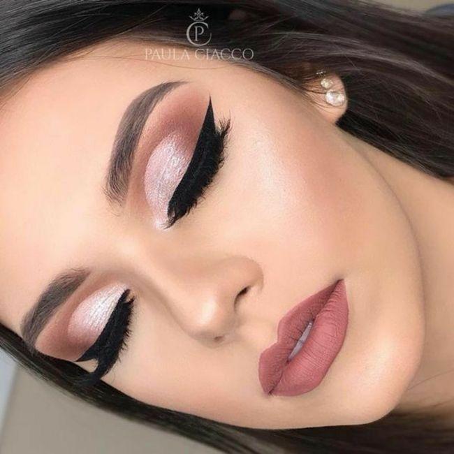 ¿Cuánto te gusta esta sombra de ojos? 1