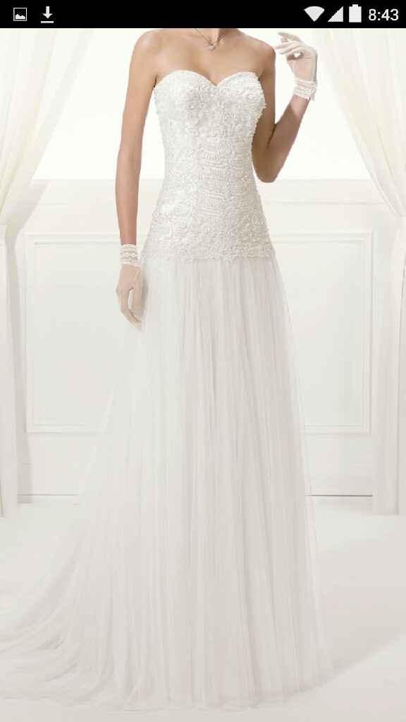 Vestidos alma novia - 1