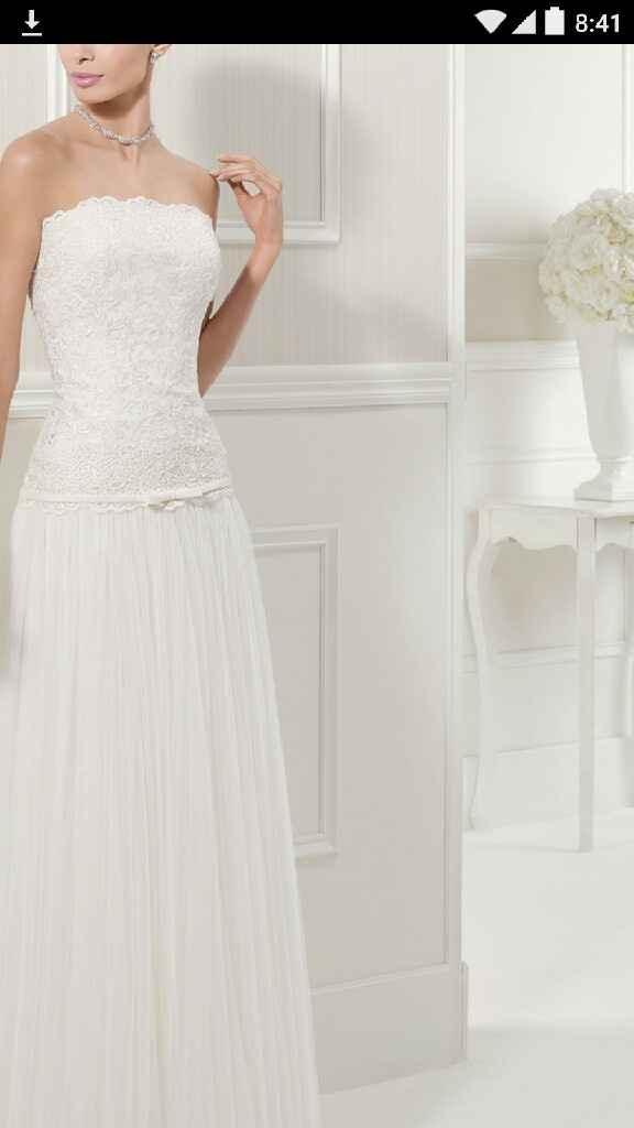 Vestidos alma novia - 2