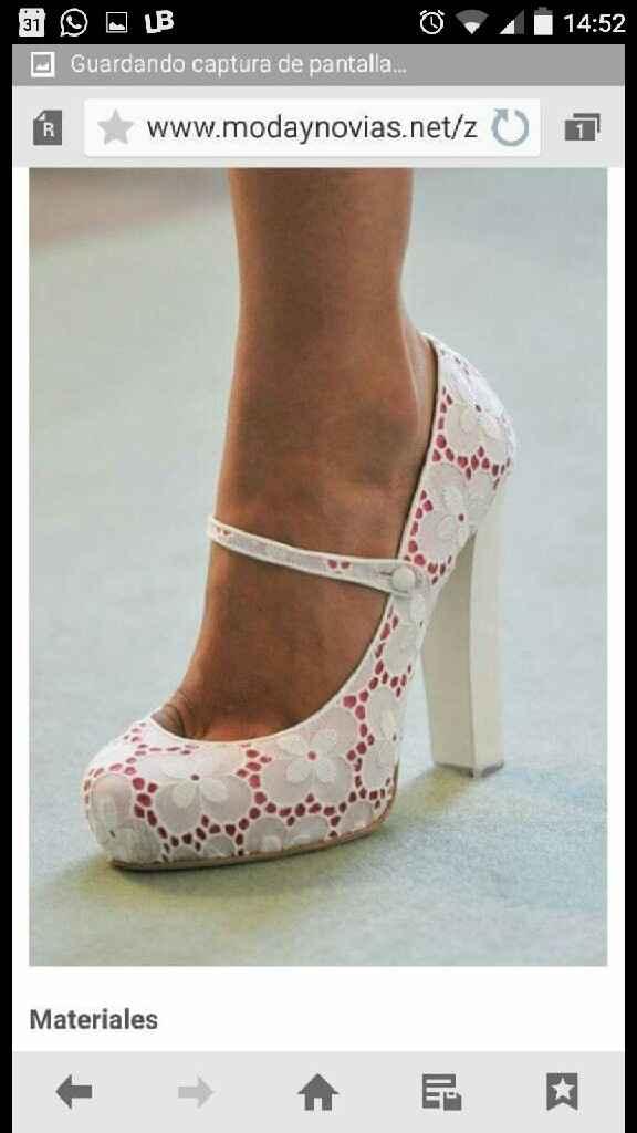 Mirar que zapatos...donde los puedo encontrar?? - 1