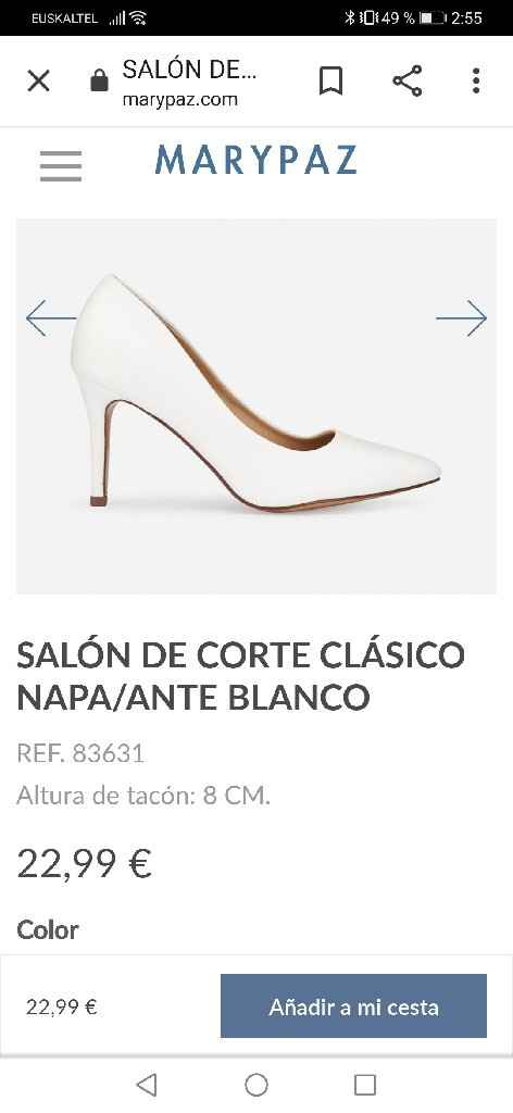 Zapatos low cost - 1