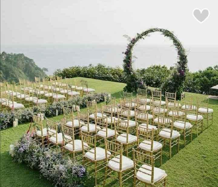 Lugar para la celebración de la boda - 2