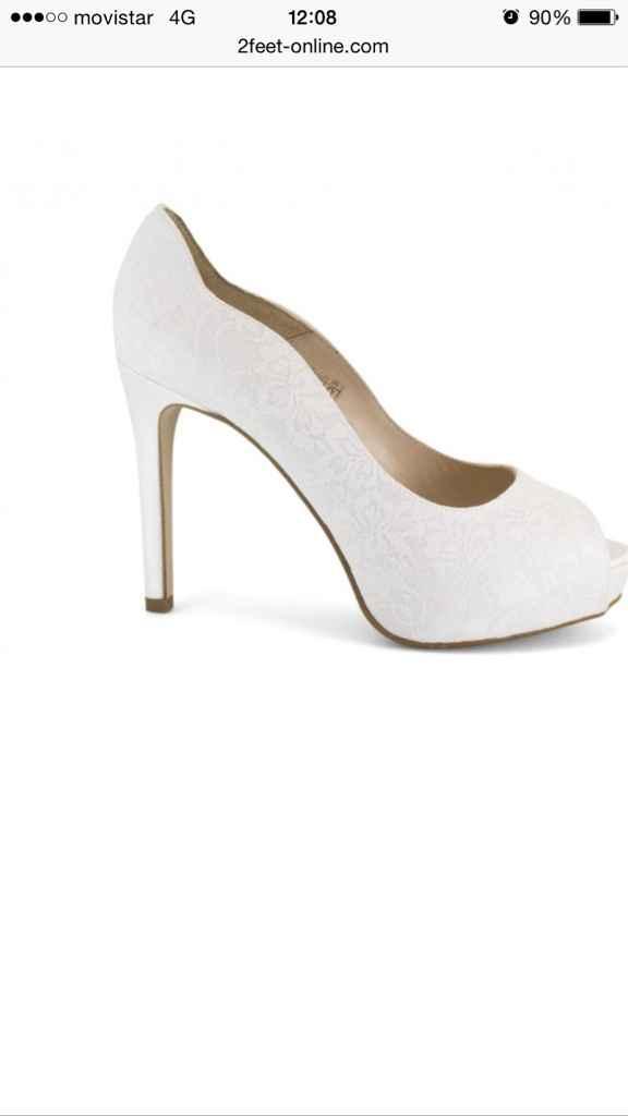 Posibles zapatos - 1