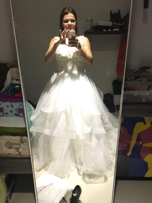 vestido novia por internet - moda nupcial - foro bodas