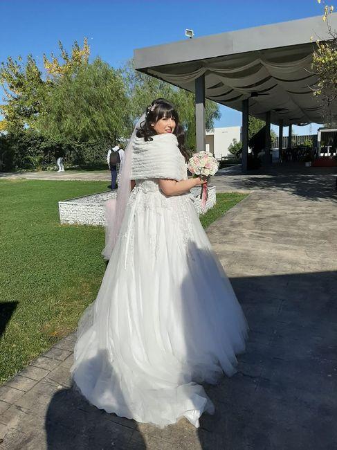 ¿Chaqueta para la novia? 3
