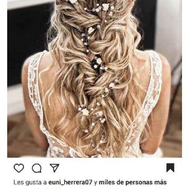 Peinados espalda descubierta - 1