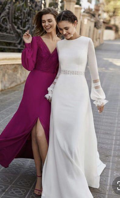 Vestido de novia: lluvia de ideas - 4