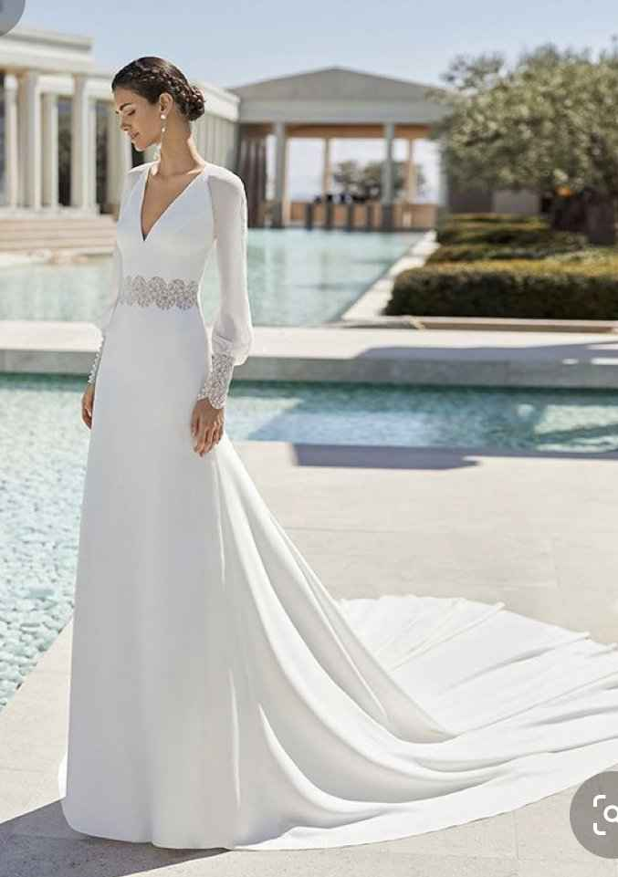 Vestido de novia: lluvia de ideas - 2