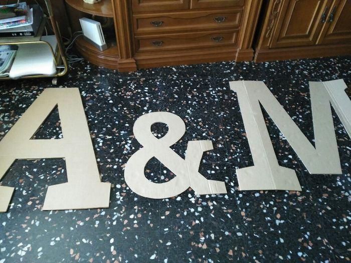 Letras grandes - 2