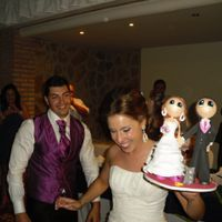 muñecos tartas