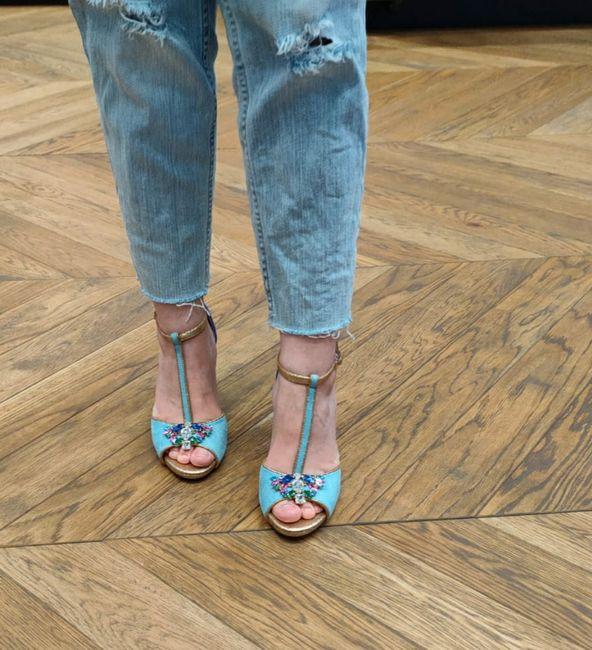 Qué opináis de estos zapatos? 1