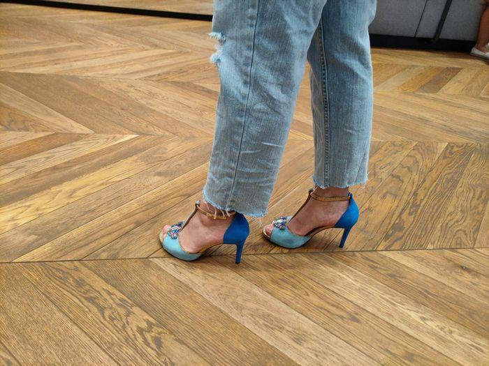 Qué opináis de estos zapatos? 2