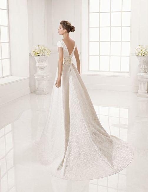 Vestidos novia clasicos - 2