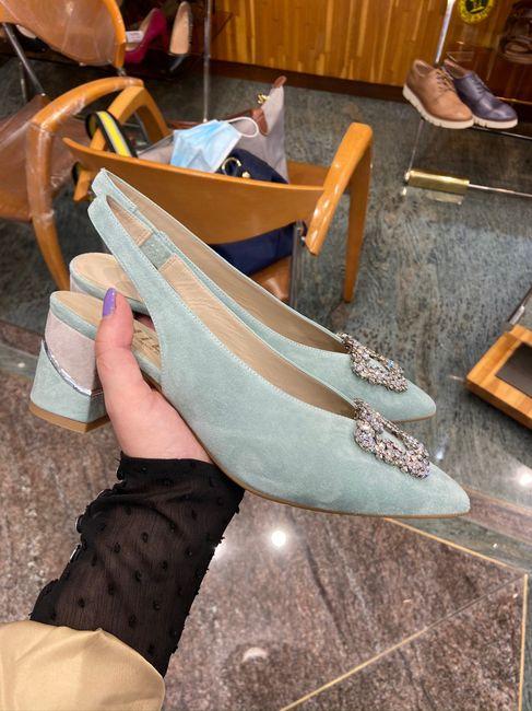 ¿De qué color serán vuestros zapatos? 5