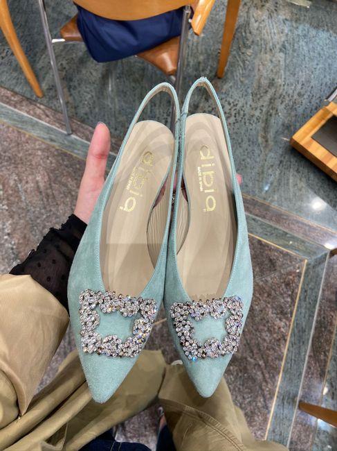 ¿De qué color serán vuestros zapatos? 6